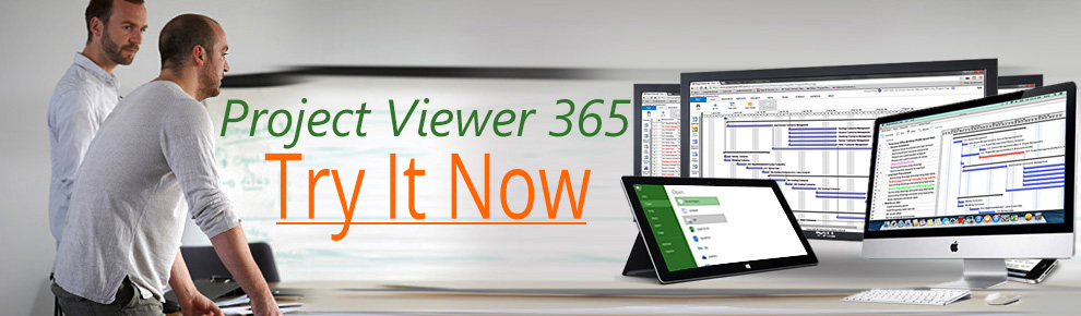 Try Project Viewer 365 Now